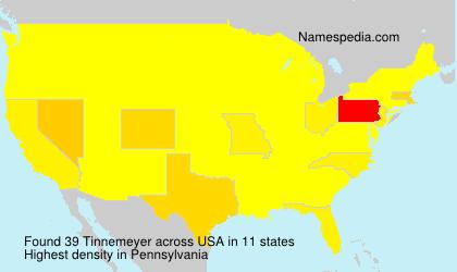 Tinnemeyer - USA