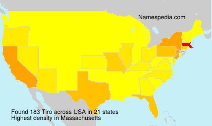 Tiro - USA