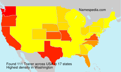 Traner - USA