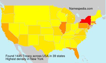 Treacy - USA