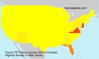 Trebour - USA