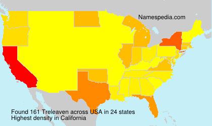 Treleaven - USA
