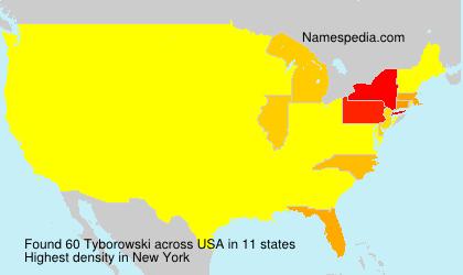 Tyborowski - USA