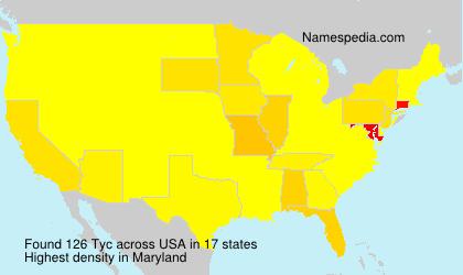Tyc - USA
