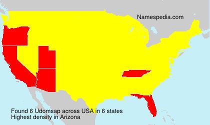 Udomsap - USA