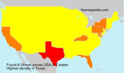 Uknow - USA