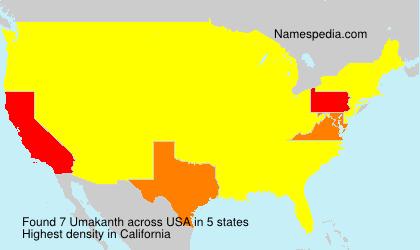 Umakanth - USA
