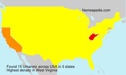 Umanetz - USA