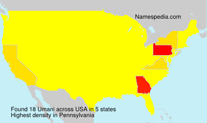 Umani - USA