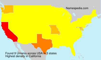 Umania - USA
