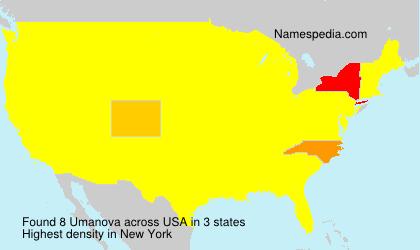 Umanova - USA
