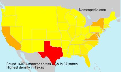 Umanzor - USA