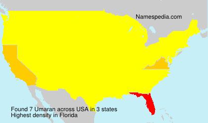 Umaran - USA
