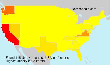 Umayam - USA
