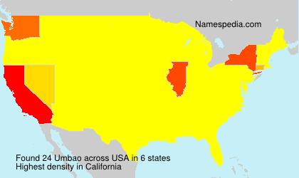 Umbao - USA