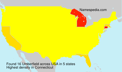 Umberfield - USA