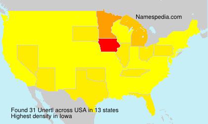 Unertl - USA