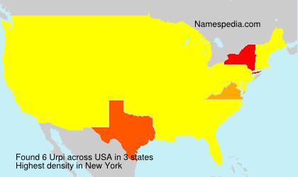 Urpi - USA
