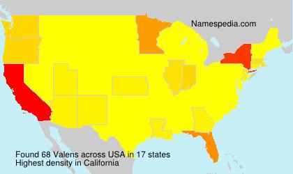 Valens - Names Encyclopedia