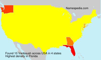 Vanbaush - USA
