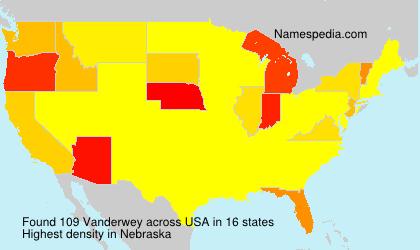 Vanderwey