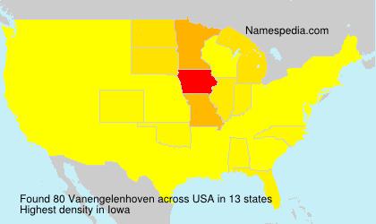 Vanengelenhoven - USA
