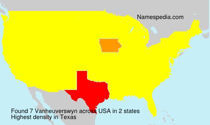 Vanheuverswyn - USA