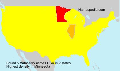 Vatassery - USA