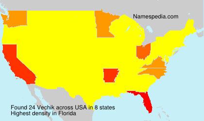 Vechik - USA