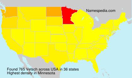 Vetsch - USA