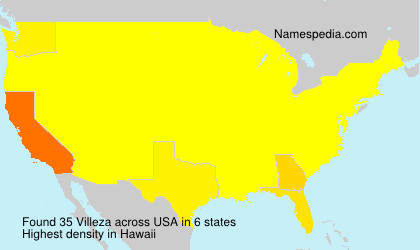 Villeza - USA