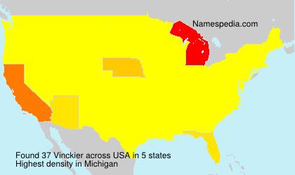 Vinckier - USA
