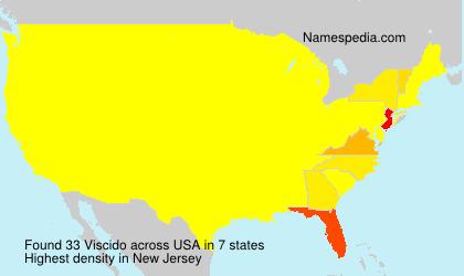 Viscido - USA