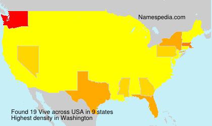 Vive - USA