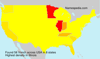 Vonch - USA