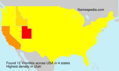 Vrontikis - USA