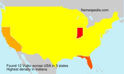 Vujko - USA