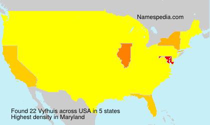 Vyfhuis - USA