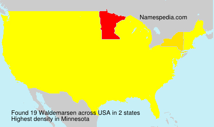 Waldemarsen - USA