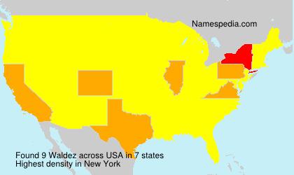 Waldez - USA