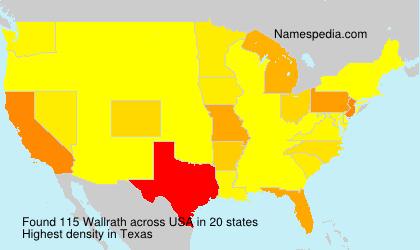 Wallrath - USA