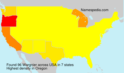 Wargnier - USA