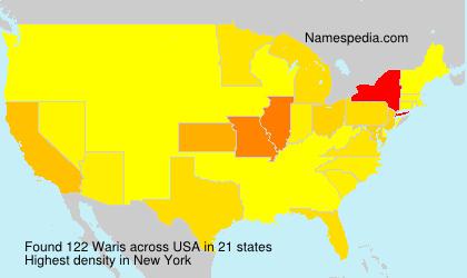 Waris - USA