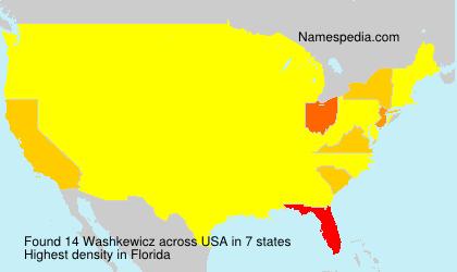 Washkewicz - USA