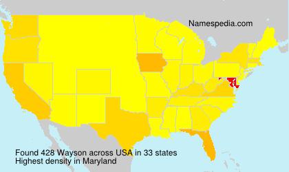 Wayson - USA