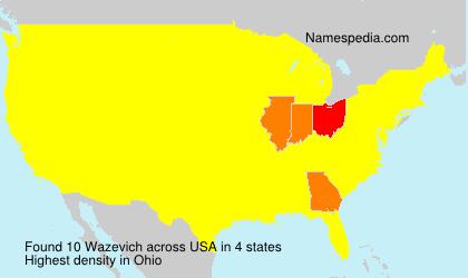 Wazevich