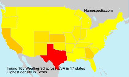 Weatherred