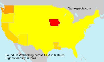 Webbeking
