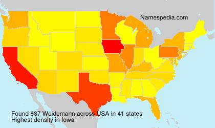 Weidemann - USA