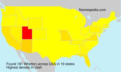 Whetton